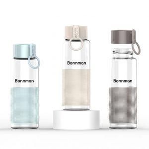 Chất liệu: Thủy tinh borosilicate, chịu được nhiệt độ từ -20 đến 150 độ C  An toàn cho sức khỏe, có thể đựng được các loại nước như chanh, sinh tố, cà phê  Kiểu dáng hiện đại, thuận tiện khi sử dụng